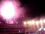 Celebració del triplet al Camp Nou (castell de focs) 280509 23 38