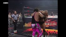 Bret Hart vs Goldberg (Match for the Vacated WCW World Heavyweight Championship - Nitro 20/12/1999)