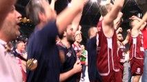 Kaysersberg vainqueur face à Rennes de la finale du Trophée Coupe de France à Bercy