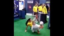 Amazings Talented Girl Playing With Football-Funny Videos-Whatsapp Videos-Prank Videos-Funny Vines-Viral Video-Funny Fails-Funny Compilations-Just For Laughs