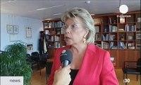 euronews  15-09-2010 su reazione UE a espulsione ROM da Francia