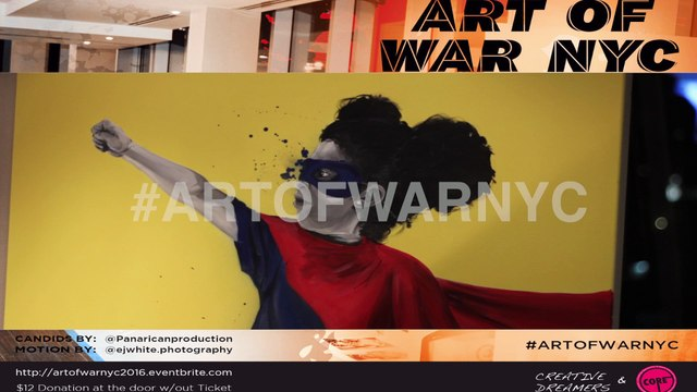 Art of War NYC 2016