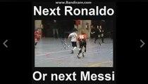 Next Ronaldo or next Messi