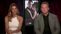"""IR Interview: Ashley Greene & Cole Hauser For """"Rogue"""" [Direct TV-S4]"""