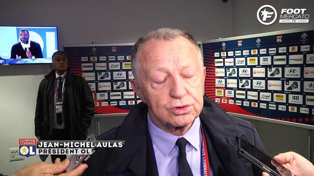 Jean-Michel Aulas vole au secours de Mathieu Valbuena