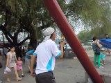Beijing Beihei Park - Go Pong Yourself!