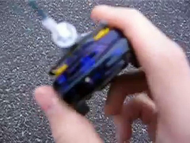 rocket car with bottle rockets NR2