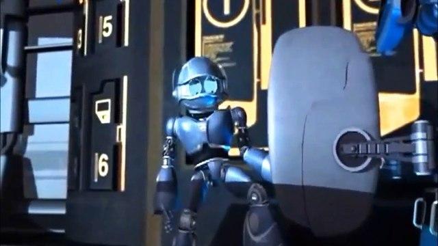 Sad Cartoon, Funny Animated Robot Sci Fi Film, Kids Cartoons Movies, Blue HD Short 3D CGI Films 2016 - 720p on DAILYMOTION