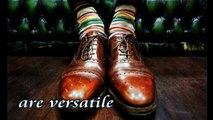 Brogue shoes - How to wear them