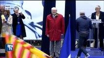 1er mai: le baroud d'honneur de Jean-Marie Le Pen