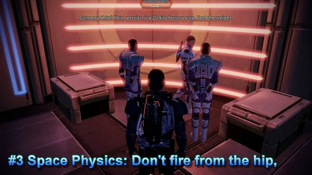 [HD] Mass Effect 2 Random Encounters #3 - Space Physics: Don't Fire From the Hip