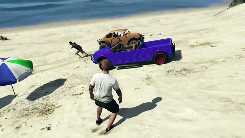 GTA Online Fully Customized Canis Kalahari Spawn Location GTA 5 Rare Cars (Xbox One Gameay