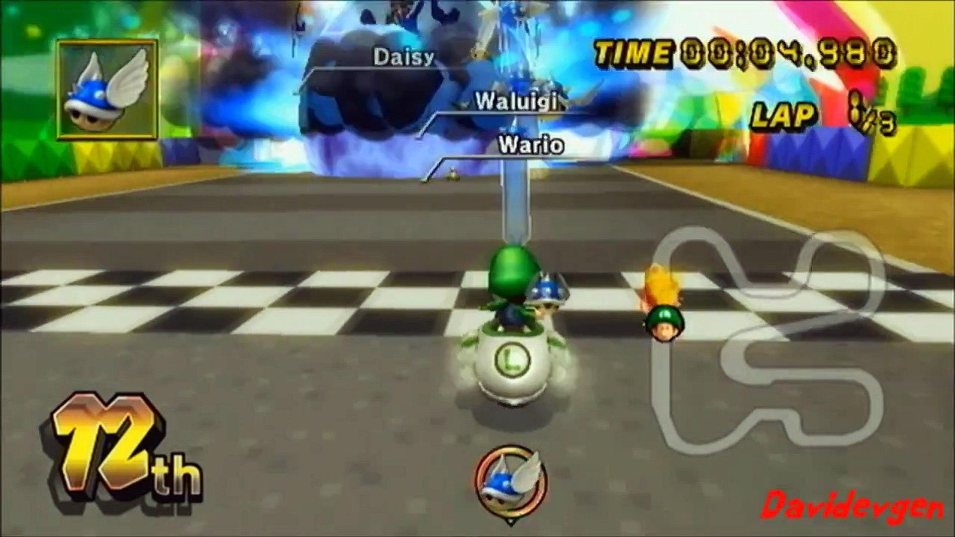 Mario Kart Wii Codes Max Item Limit Modifier 2 0