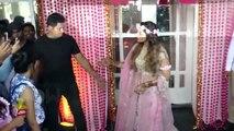 Check out Karan Singh Grover and Bipasha Basu Mehendi Ceremony