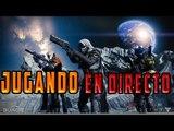 DESTINY (BUNGIE) PS4 [HD] GAMEPLAY - JUGANDO A LA BETA EN DIRECTO