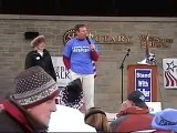 Mark Neumann Speaks at the I Stand With Walker Rally, 1/21/12