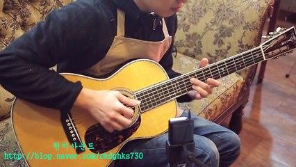 Martin 0 45 Played by Jo iL,gravity연주/마틴 0 45 존메이어 그래비티연주 사운드샘플 with 조일건/원미사운드