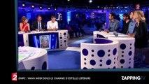 ONPC : Yann Moix sous le charme d'Estelle Lefébure, il perd ses moyens sur le plateau (Vidéo)