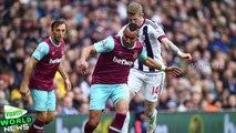 West Brom vs West Ham 0-3 __ All Goals & Highlights __ Premier League