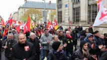 Défilé du 1er mai à Nancy : plus de mille participants