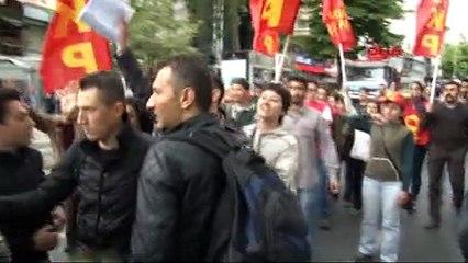 Beşiktaş'ta 2'nci kez polis müdahalesi