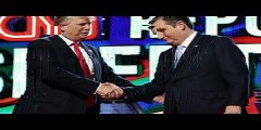 """Cruz on Anti-Trump Protesters They """"Crossed the Line"""""""
