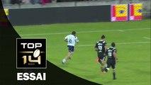 TOP 14 – Agen – Brive: 37-19 Essai de essai de Marc BARTHOMEUF (AGE) – J22 – Saison 2015-2016