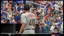 MLB 16 The Show Mets Franchise (EP 6): Mets Giants!!