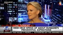 The Kelly File 4/12/16 - Megyn Kelly Heidi Cruz One-on-One interview On Donald trump & Ted Cruz