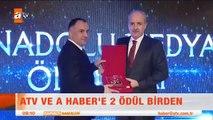 ATV ve A Habere 2 ödül birden - atv Kahvaltı Haberleri