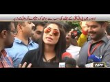 Aaj mai kya karne waali hu wo nahai bataugi , aaj ke jalse ke baad Nawaz Sharif ka pajama leak hojaega- Qandeel Baloch