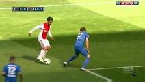 Viktor Fischer Goal - Ajax 3-0 Twente - 01.05.2016