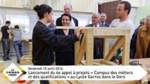 De la Priorité Jeunesse à l'École rurale dans le Gers - Chronique Hebdo N°74