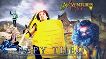 fAns'VENTURES - Papy Théo (FanMade Parodie Aventures/Papy Grenier)