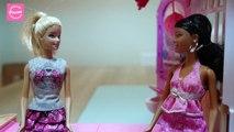 Prenses - HD Türkçe Barbie İzle - Niki ve Ken Barbieye Yardım Ediyor
