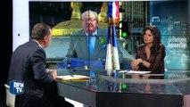 """Louis Aliot attaque Jean-Marie Le Pen et ses proches parlant """"d'ennemis de Marine Le Pen et du FN"""""""