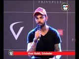 Oh Noooo!!! Virat chooses Sachin over M S Dhoni; talks about upcoming Biopics; WATCH