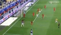 Kjaer GOAL (1_0) - Fenerbahce vs Gaziantepspor 01_05_2016