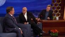 Jeffrey Tambors Tips On Being A Talk Show Sidekick - CONAN on TBS