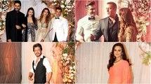 Bipasha Basu, Karan Singh Grover's wedding reception: Aishwarya Rai Bachchan, Salman Khan, Shah Rukh Khan, Preity Zinta