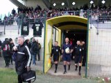 SCC DHR / LE PONTET 1/2 Finale Rhône Durance - Entrée des joueurs