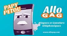 Papy Pétou - blague téléphonique  le 16-09-2015 a 15:26:07