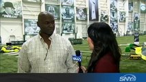SNY Exclusive - Todd Bowles talks Jets draft.
