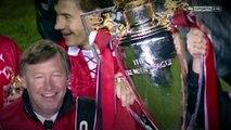 Après 27 ans à Man Utd, Sir Alex Ferguson tire sa révérence !