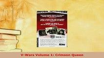 Download  VWars Volume 1 Crimson Queen Free Books