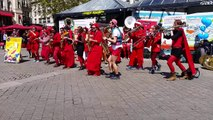Festival des fanfares étudiantes de Nantes - Les Trompettes de Fallope - MEDLEY