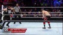 WWE Payback 2016 Match no. 2 - Sami Zayn vs. Kevin Owens