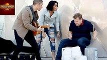 Demi Lovato And Nick Jonas Carpool Karaoke With James Corden   Hollywood Asia