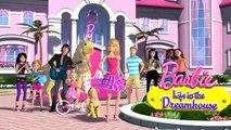 Barbie Life in the Dreamhouse Lavion de Barbie Barbie Français