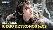 """Juego de tronos 6 - Reacción a """"A casa"""" Game of Thrones 6x02"""